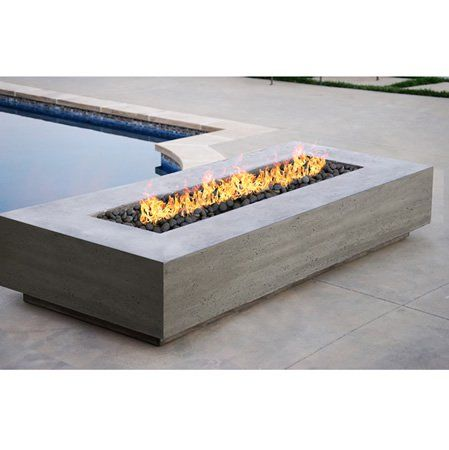 Prism Hardscapes Tavola Vi Gas Fire Table Woodlanddirect Com