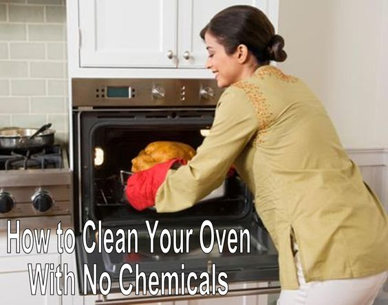 How to Clean Your Oven the Natural Way Without Harsh Chemicals | Cleaning Tips