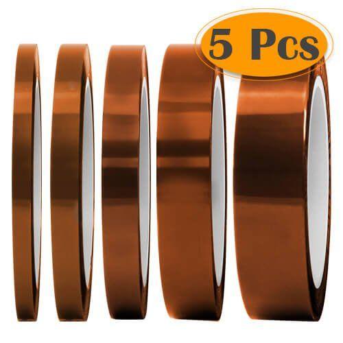 Selizoa Higha Tempa Tape A 5a Pa Heat Resistant Tape Masking Tape Heat Tape