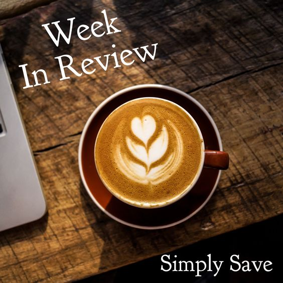 The Simply Save Week In Review for the week of 11/14-11/20.