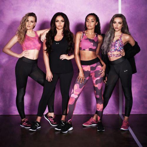 Little Mix for USA Pro Part 2