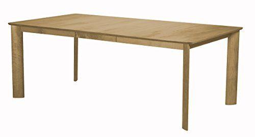 Saloom Furniture Ari Sswi 4260 42 X 60 Dining Table Maple