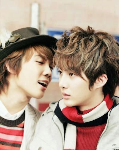 Jung Min & Hyung Jun