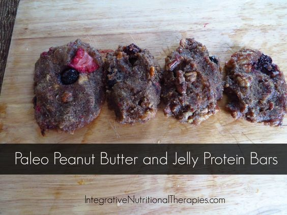 ... more protein bars jelly protein paleo peanut butter peanuts bar butter