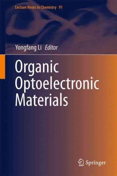 Organic Optoelectronic Materials