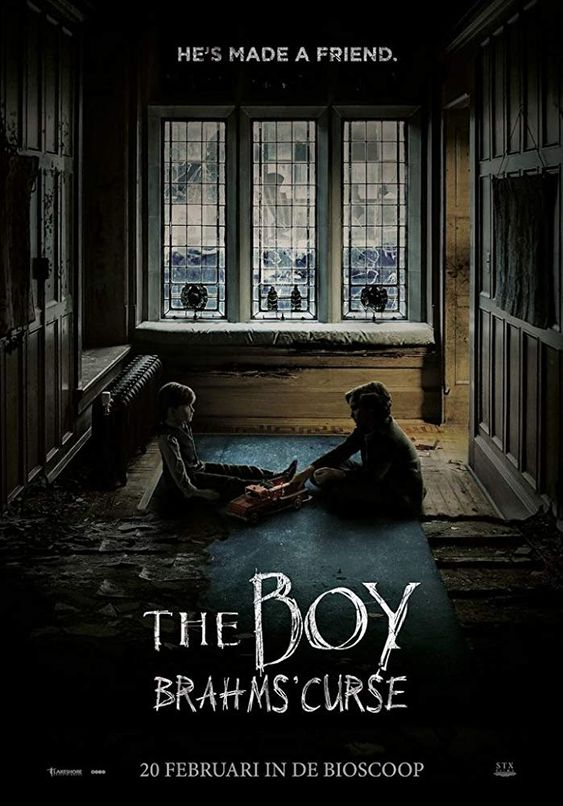 Watch Brahms The Boy Ii Online Hd Streaming Movies For Boys New Movie Posters Boys Posters