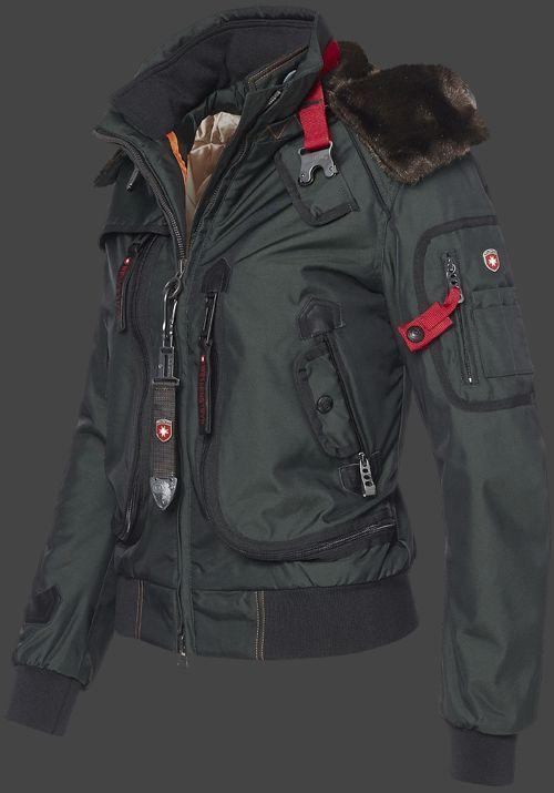 Wellensteyn Rescue Jacket Lady Winter, RainbowAirTec