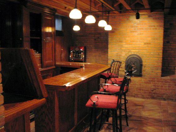 pub finished basement basement bar theater basesment ideas pub ideas