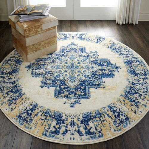 Susan Oriental Blue Ivory Area Rug Area Rugs Traditional Persian Rugs Rugs