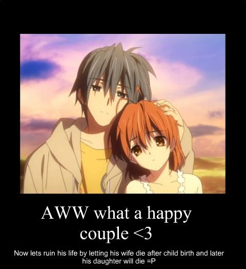 Clannad and Clannad: After Story