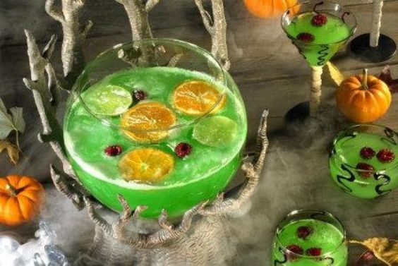 Drinks for boys and ghouls