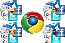 Gestión del Tiempo: Google Chrome - Sistema Multiusuario