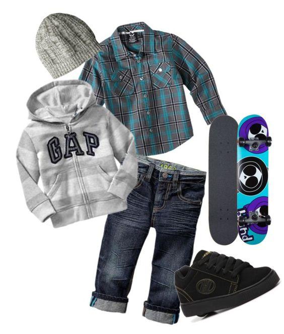 """skater inspired boys outfit"""