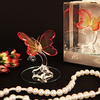 Amazon.com: Venetian Butterfly Butterfly Figurine - 12 count: Health & Personal Care