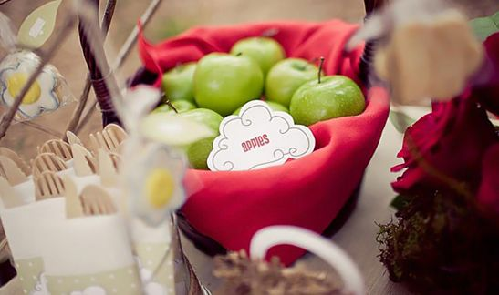 baby shower chaperon rouge-5