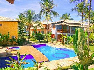 Apartamento para alugar em Arraial D'Ajuda, Costa do Descobrimento