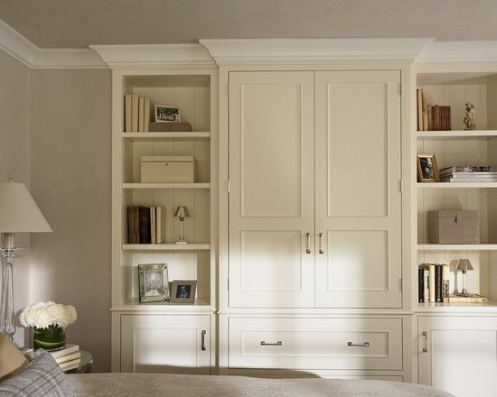 Custom cabinets cabinet design and cabinets on pinterest - Pics of nice builtin cupboards for the bedroom ...