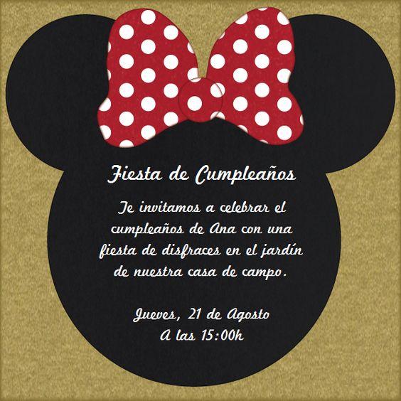 La Ratita-Celebra con estilo con las invitaciones y tarjetas virtuales de LaBelleCarte: www.LaBelleCarte.com