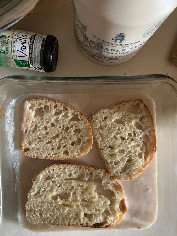 Vegan Platoon French Toast Recipe In 2020 Vegan Pantry Vegan French Toast Toast Recipes