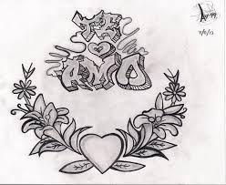 Graffitis De Amor Buscar Con Google Graffitis De Amor Grafiti De Amor Dibujos A Lapiz Faciles