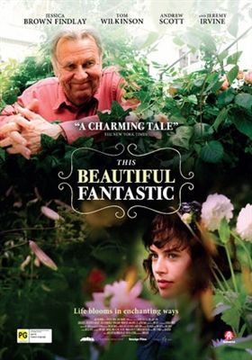 This Beautiful Fantastic 2016 Poster