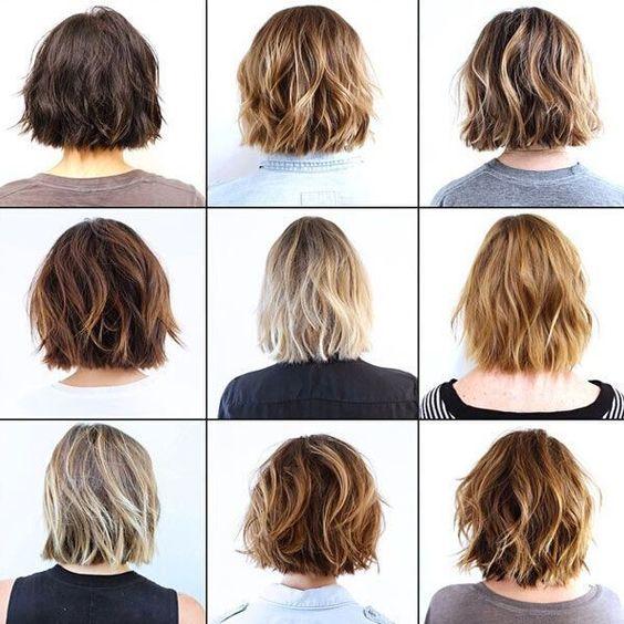 18 Mejor Nuevo corto en capas Bob Peinados // #capas #corto #mejor #Nuevo #Peinados