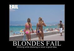 Funniest Dumb Blondes