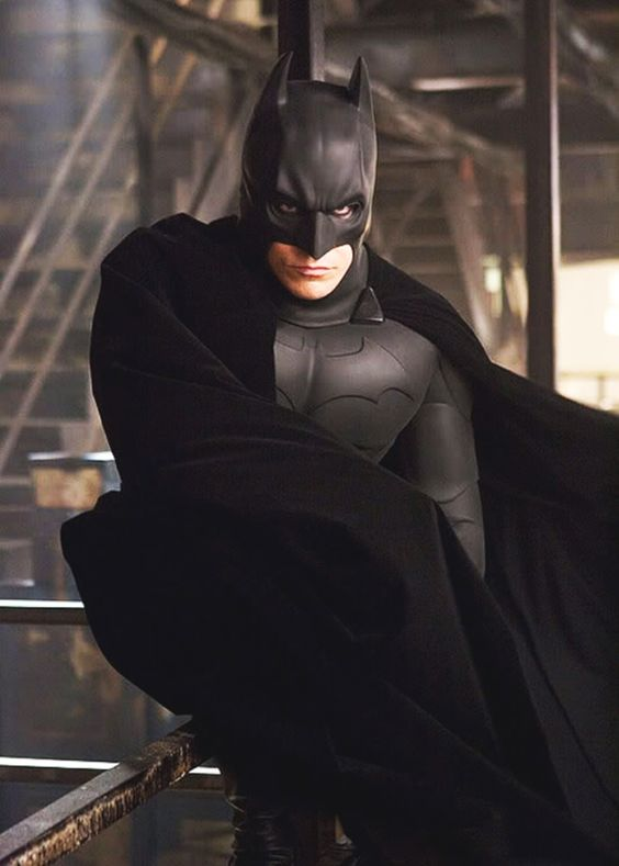"Christian Bale - ""Batman Begins"""