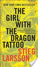 The Girl With The Dragon Tattoo read this in two days and on to the second in the trilogy