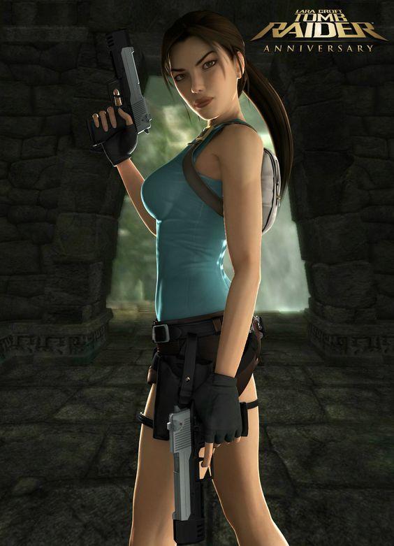 Tomb Raider Anniversary by AlexCroft25.deviantart.com on @deviantART