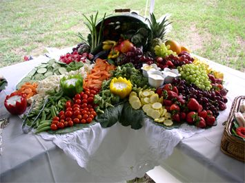Food displays: