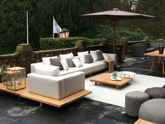 ... The Best Interior Design Inspiration For Your Special Outdoors    Outdoor Lounge Vis A Vis ...