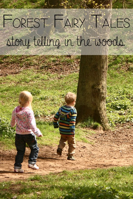 Forest Fairy Tales – Story Telling in the woods - Rainy Day Mum