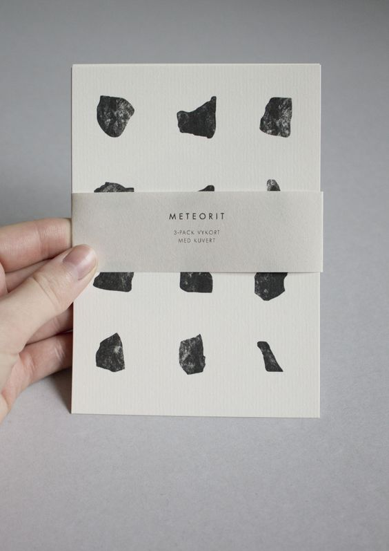 Swedish graphic designer Oda Haugerud creates beautifully simple and carefully considered printed matter, combining analogue and digital techniques.