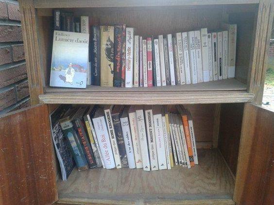 Boîte à livres Couillet