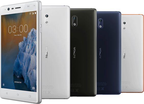 Nokia 3 Akıllı Telefon