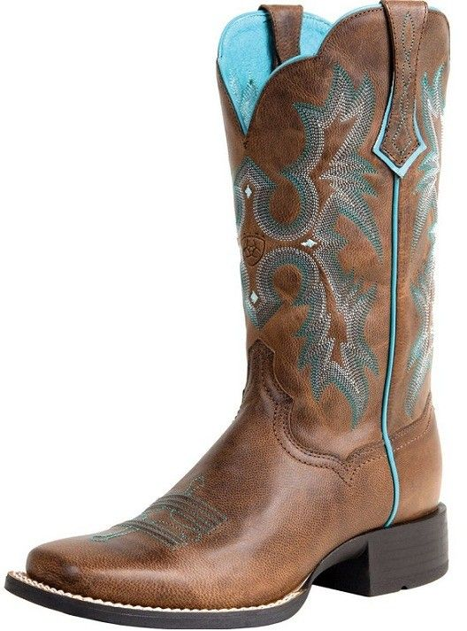 Simple but cute! Ariat Cowboy Boots for Women | Ariat Tombstone ...