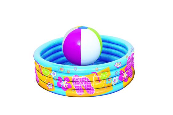 Beach Ball Inflatable Cooler