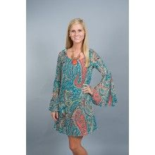 Paisley The Way Dress - $48.00 size M or L