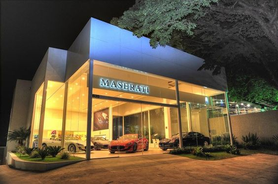 Maserati inaugura primeiro showroom exclusivo em São Paulo