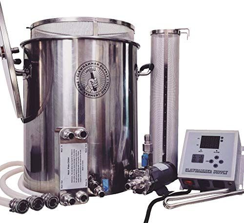 Amazing Offer On Complete Homebrew Beer Brewing System Digital Electric Semi Automated Biab All Grain Extract Online Bestsellersoutfits In 2020 Home Brewing Beer Beer Brewing System Home Brewing