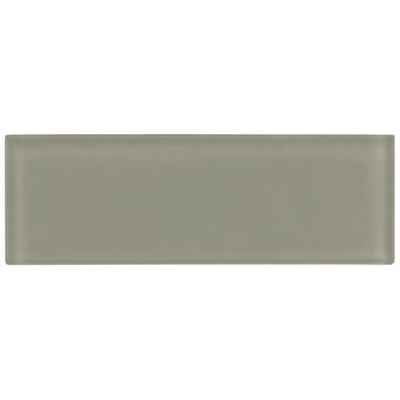 Pure Dusk Matte Glass Tile 8mm