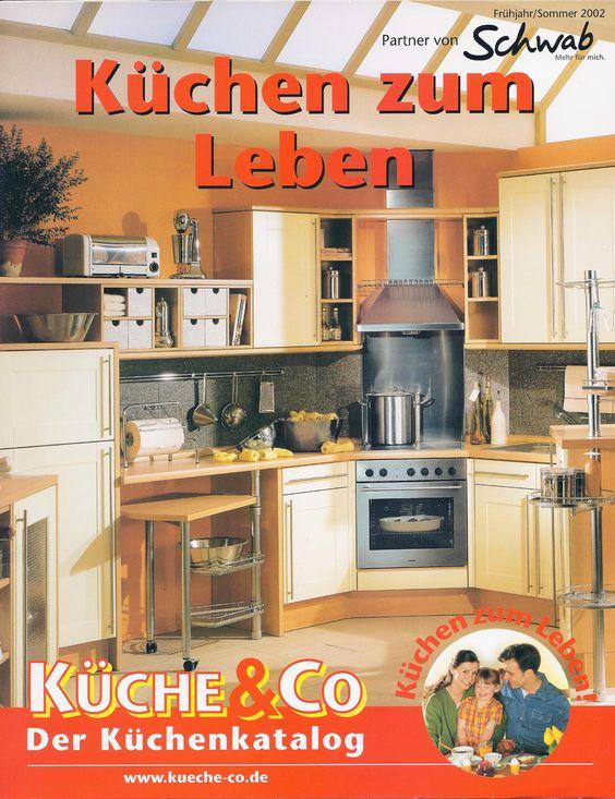 Küche Küchenkatalog 2002 Frühjahr