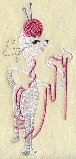 Machine Embroidery Designs at Embroidery Library! - Color Change - F7694: