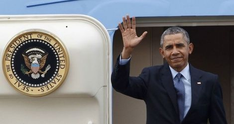 Tổng thống Mỹ Obama lên đường công du Việt Nam và Nhật Bản