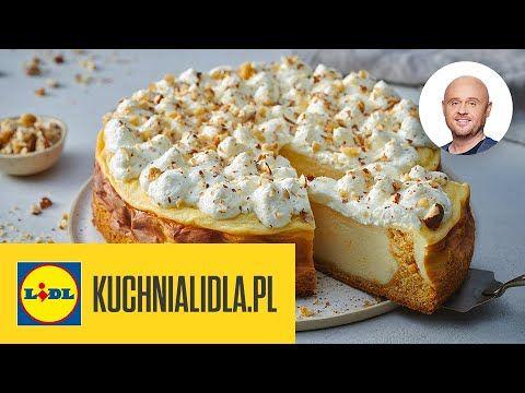 Ciasto 2w1 Sernik Ciasto Marchewkowe Pawel Malecki Kuchnia Lidla Youtube Healthy Snacks Food Snacks