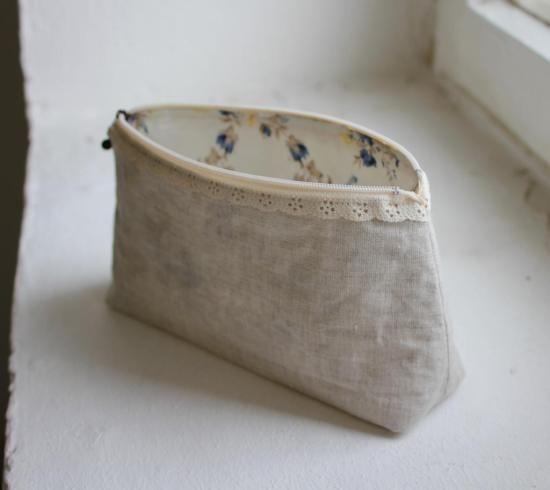 Anleitung/Tutorial Tasche mit Spitzenreißverschluss | °bozontee