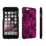 "DuroCase ® Apple iPhone 6 – 4.7 inch Hard Case Black – (Lace Flower Deep Pink)"" you're looking for. During this special We have more variety you can find information DuroCase ® Apple iPhone 6 – 4.7 inch Hard Case Black – (Lace Flower Deep Pink).Click here this time."