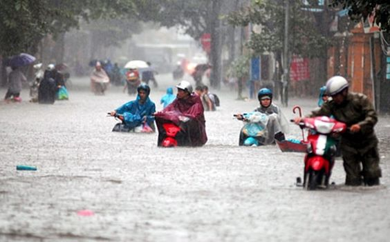 Lưu ý khi chuyển nhà ngày mưa: