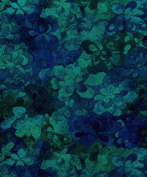 Liberty Art Fabrics Emerald Bay A Linford Fleece | Fabric | Liberty.co.uk